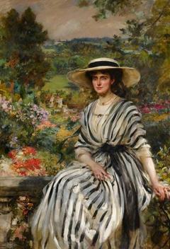 Mary Rosamond Anstruther, Mrs Edward Windsor Hussey (1877-1958)