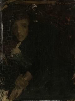 MCJ (Marie) Jordan (1866-1948), The Artist's Wife