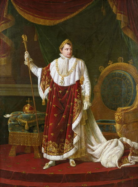 Napoléon 1er, Empereur des Français (1769-1821)