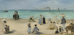 On the Beach, Boulogne-sur-Mer