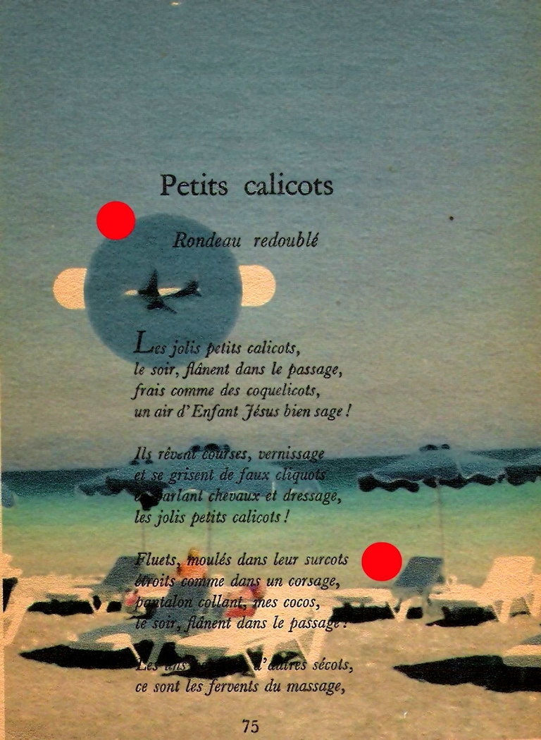 petits calicots - summertime