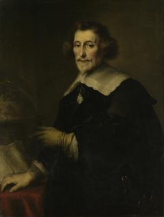 Pieter Cornelisz Hooft (1581-1647). High bailiff of Muiden, historian and poet