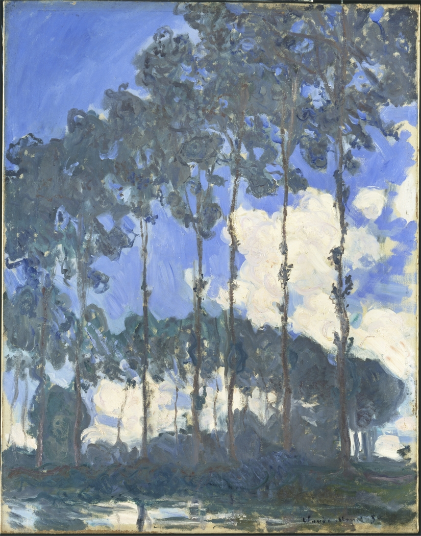 Poplars on the Epte