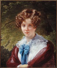 Portait de Madame Le Doyen