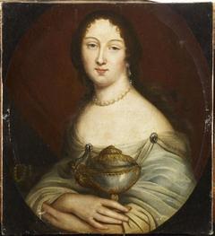 Portrait d'une dame inconnue