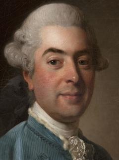 Portrait de Charles-Marin de La Haye des Fossés, fermier général du roi (1736-1790)