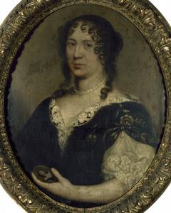 Portrait de femme, autrefois identifiée comme Mme de Sévigné