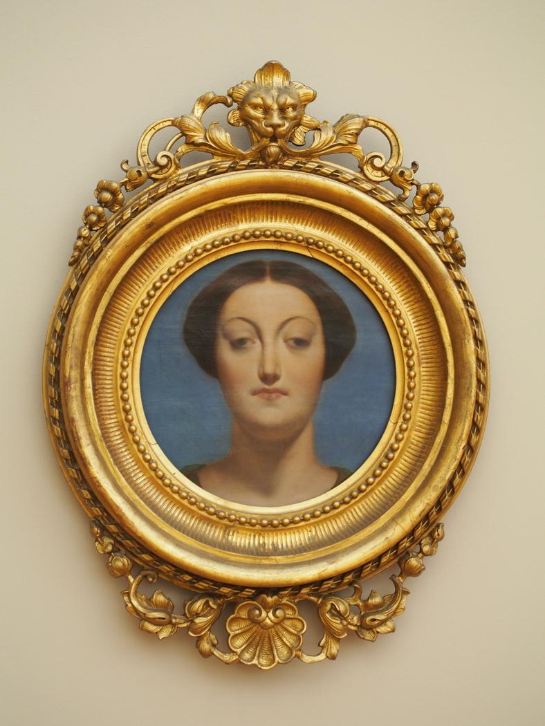 Portrait de Mme Gaudry