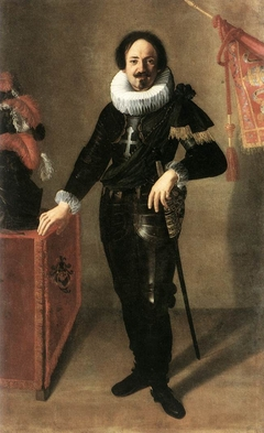 Portrait of a Gonfaloniere