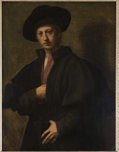 Portrait of a Man called Il Fattore di San Marco
