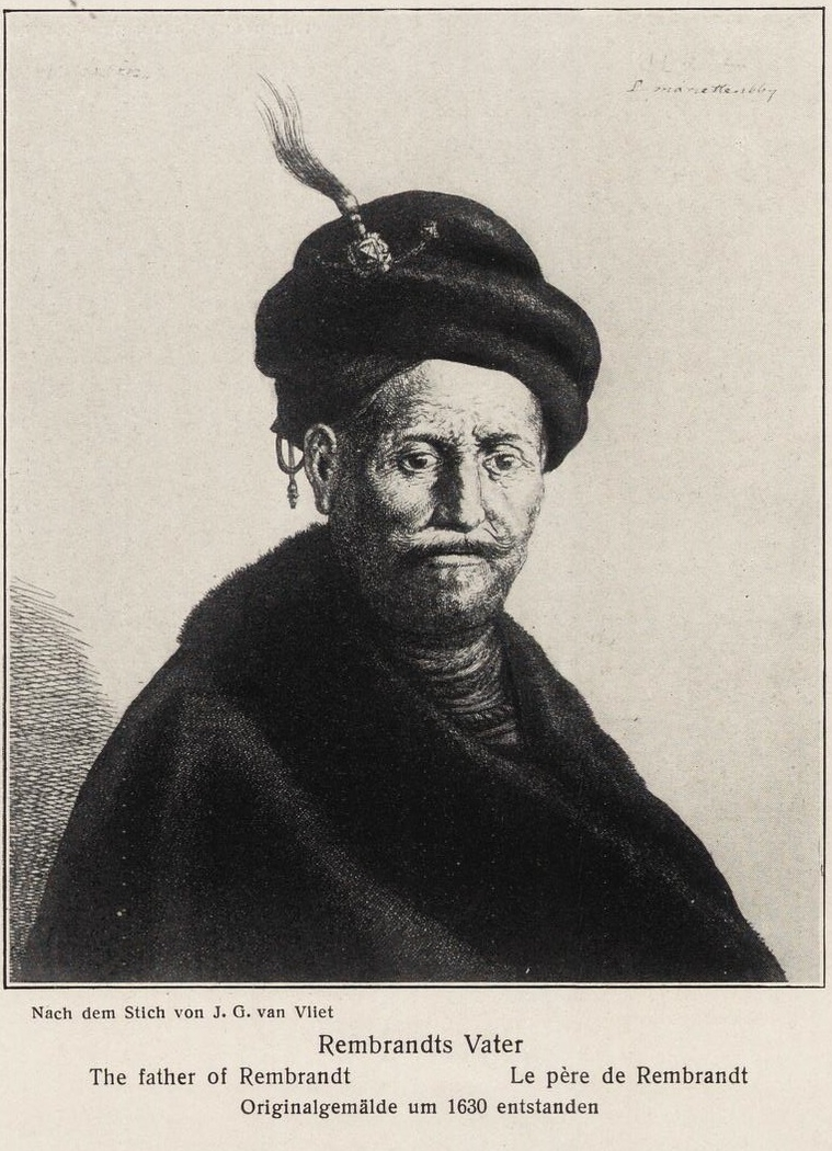 Portrait of a man (known from engraving)
