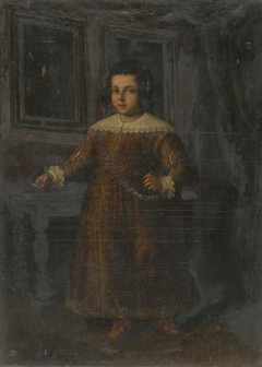Portrait of a Standing Girl - Copy