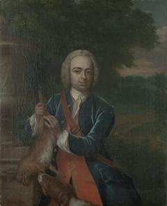 Portrait of Adriaen Caspar Parduyn, Councilor and Alderman of Middelburg, Son of Caspar Adriaen Parduyn and Maria van Citters