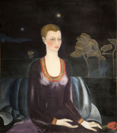 Portrait of Alicia Galant