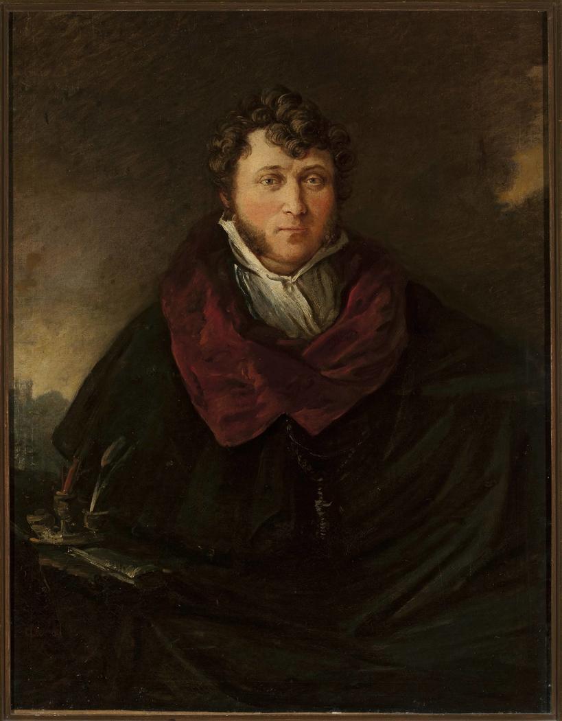 Portrait of Antoni Ostrowski