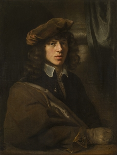 Portrait of Carel Fabritius