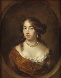 Portrait of Cecilia de jonge van Ellemeet