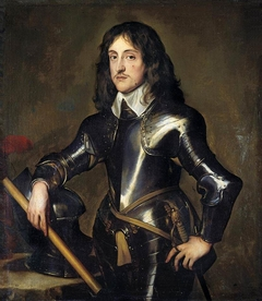 Portrait of Charles I Louis, Elector Palatine