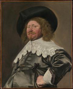 Portrait of Claes Duyst van Voorhout
