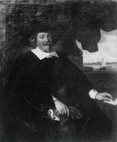 Portrait of Cornelis Jansz. Witsen