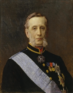 """Portrait of Count Piotr Valuyev"""