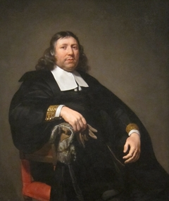 Portrait of Dammas Guldewagen