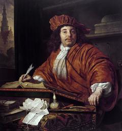 Portrait of Daniel Bernard