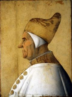 Portrait of Doge Giovanni Mocenigo