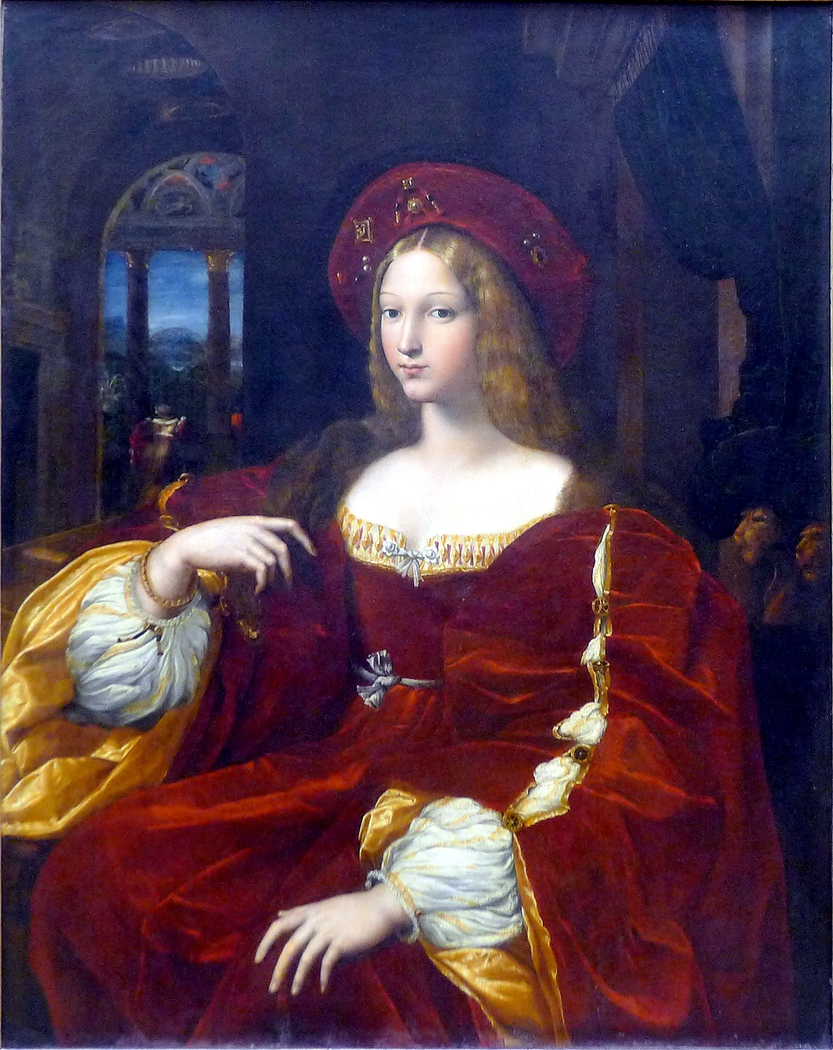Portrait of Dona Isabel de Requesens
