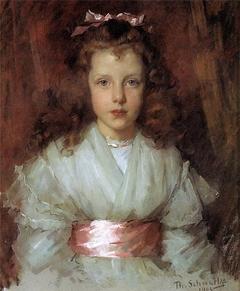 Portrait of Gerardine Henriette Marguerite van Hardenbroek van Lockhorst (1896-1979)