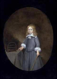 Portrait of Gerrit Craeyvanger (1651–1674)