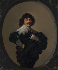 Portrait of Jean Fontaine (1608-1668)