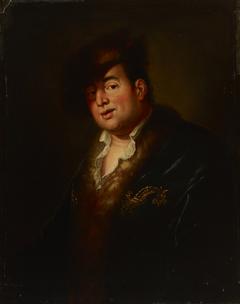 Portrait of Johann Melchior Dinglinger (1664–1731)