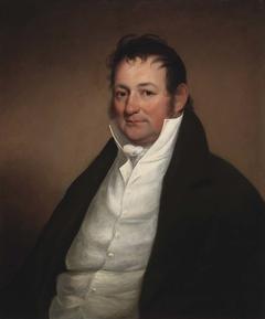 Portrait of John Woodruff Sims