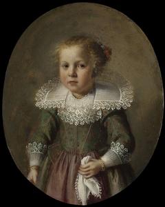 Portrait of Josina Cornelisdr van Esch