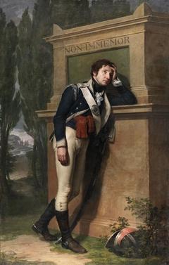 Portrait of Lieutenant Richard Mansergh Saint George (1756/9-1798)