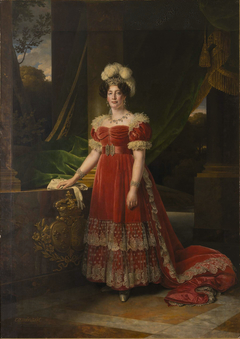 Portrait of Marie Thérèse of France, Duchess of Angoulême (1778-1851)