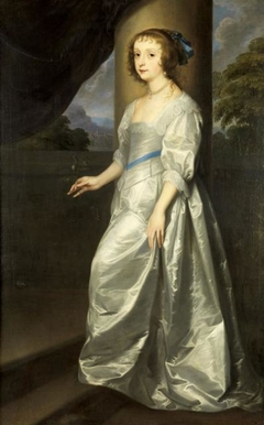 Portrait of Mary Villiers