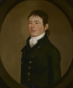 Portrait of Moses Kimball, Jr. (b. 1778)