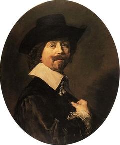 Portrait of Nicolaes Tulp