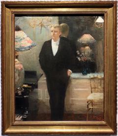 Portrait of Octave Maus