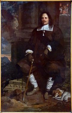 Portrait of Philippe Le Roy