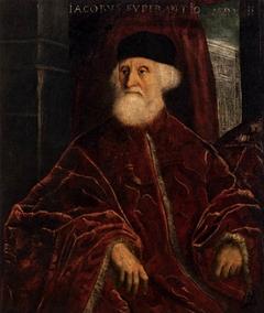 Portrait of Procurator Jacopo Soranzo