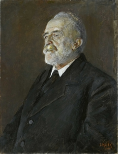 Portrait of Sofus Arctander