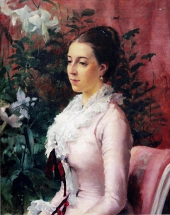 Portrait of Sophie Manzey