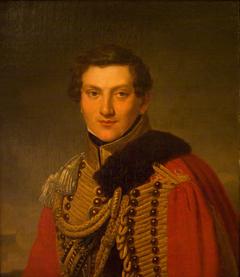 Portrait of V. Lanskoy