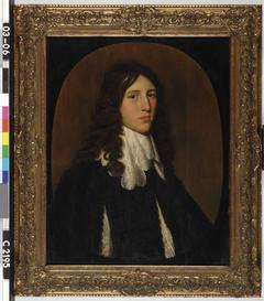 Portrait of Willem van Beveren (1624-1672)