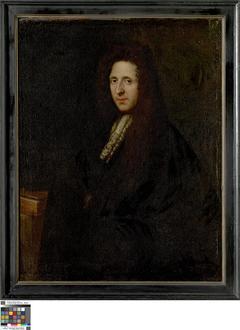Portret van een Brugs geneesheer