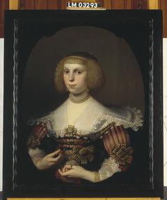 portret van Maria Strick