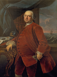 Postmester Frederik Carl Harboe (?)